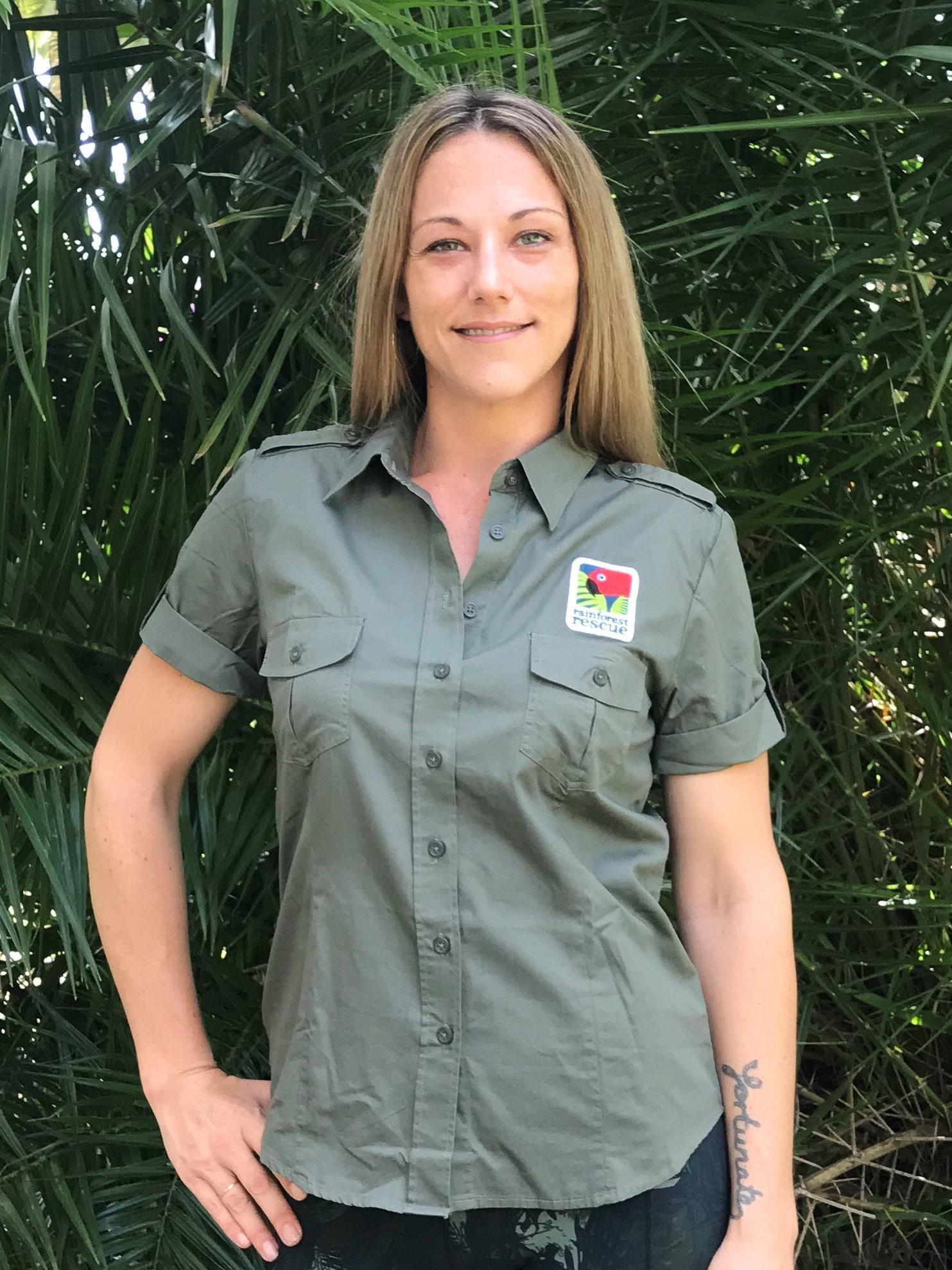 Women's Short Sleeve Ranger Shirt