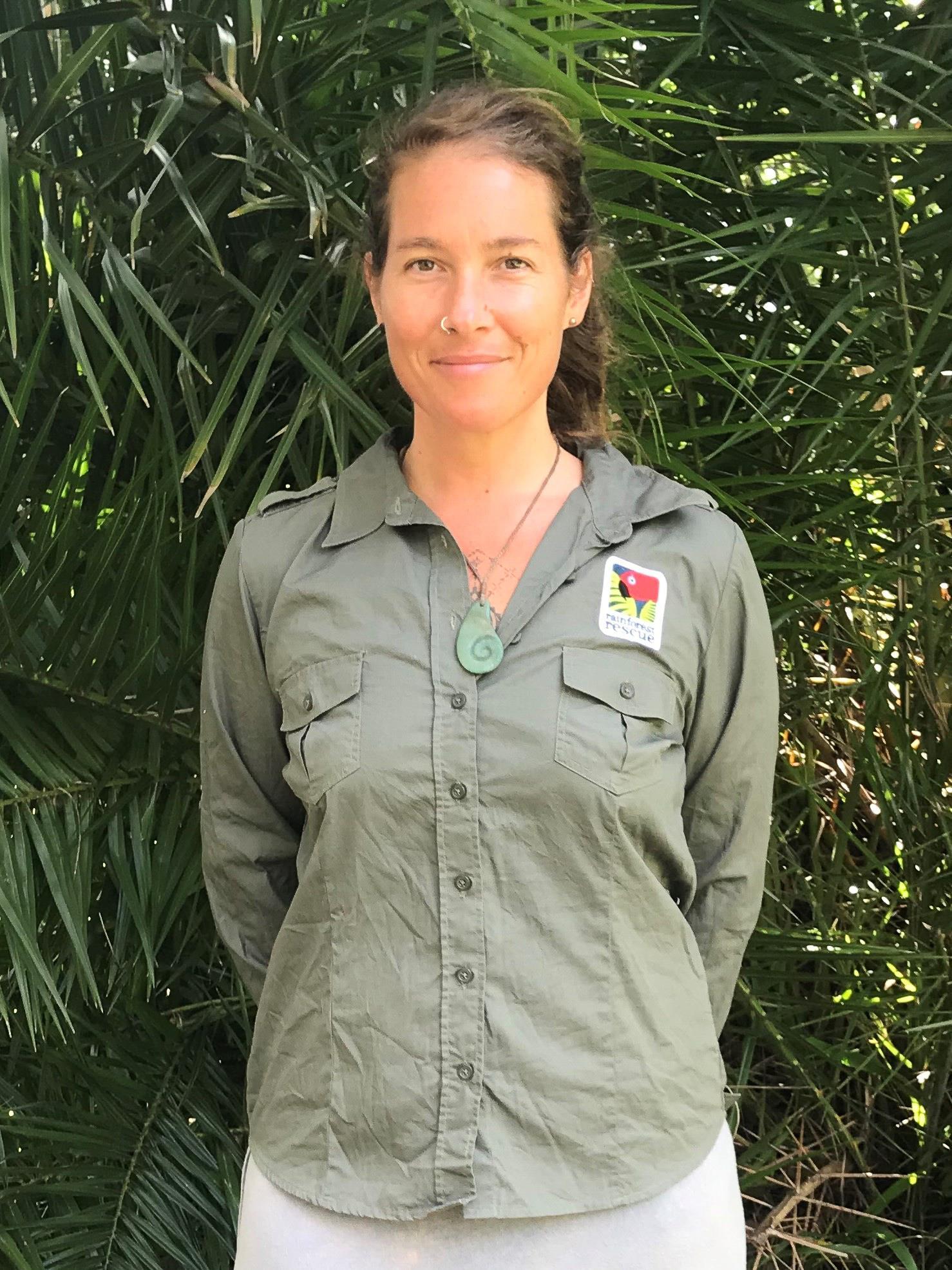 Women's Long Sleeve Ranger Shirt