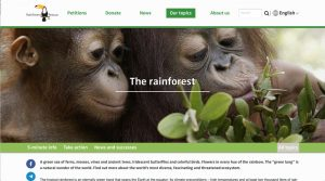 Rainforest Rescue Germany