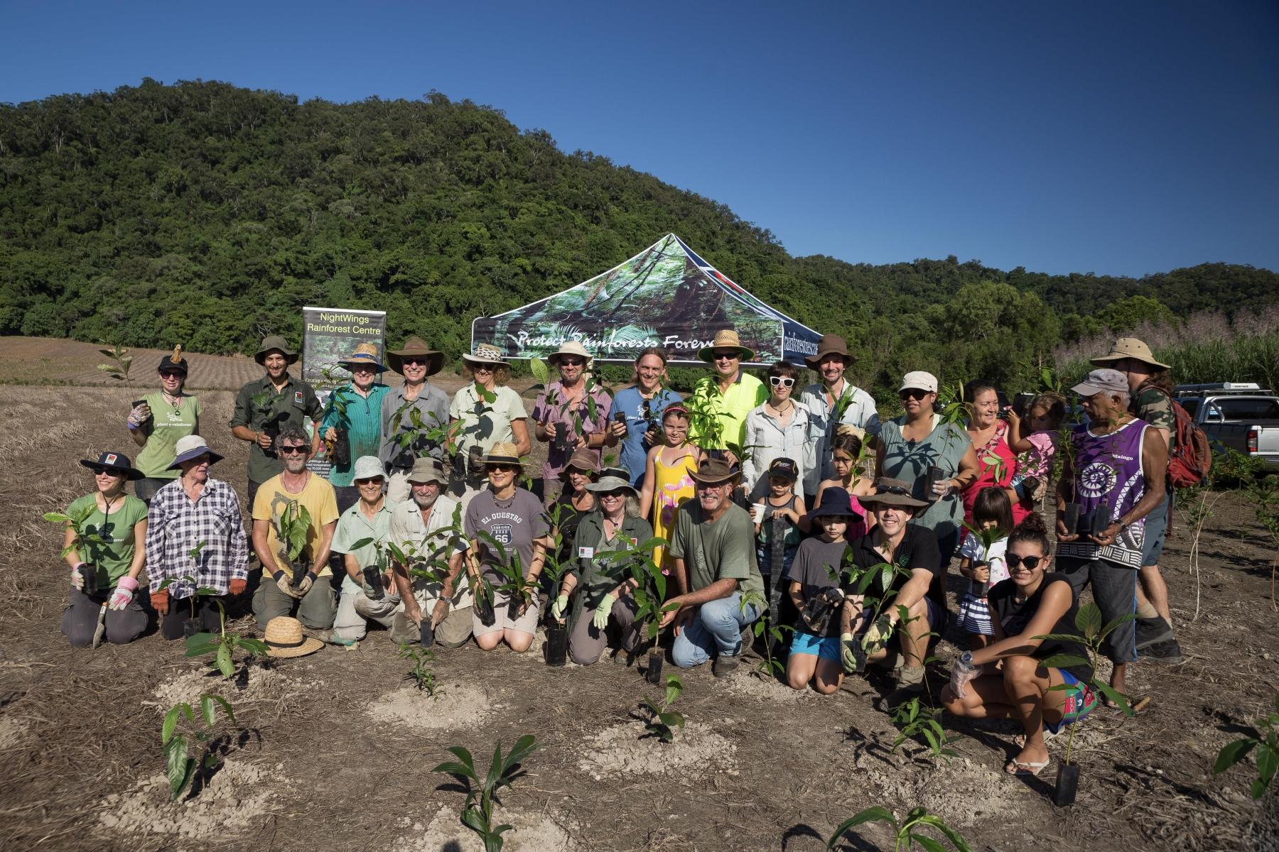 2016 NightWings Planting Group