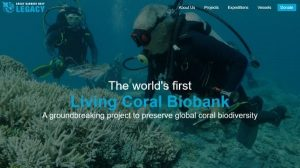 Rainforest Rescue Conservation Partners - Great Barrier Reef Legacy (GBRL)