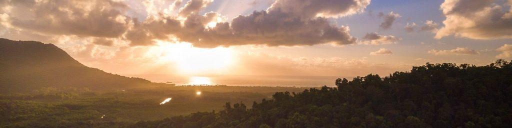 Daintree Sunrise © Martin Stringer Photography