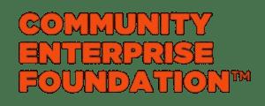 Community Enterprise Foundation Logo