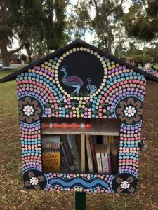 Amber and Penny's Little Library