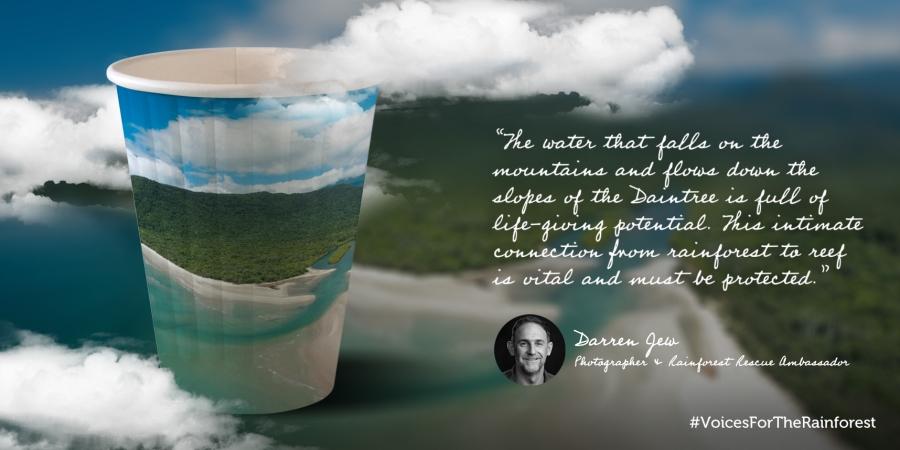 Darren Jew #VoicesForTheRainforest Cup