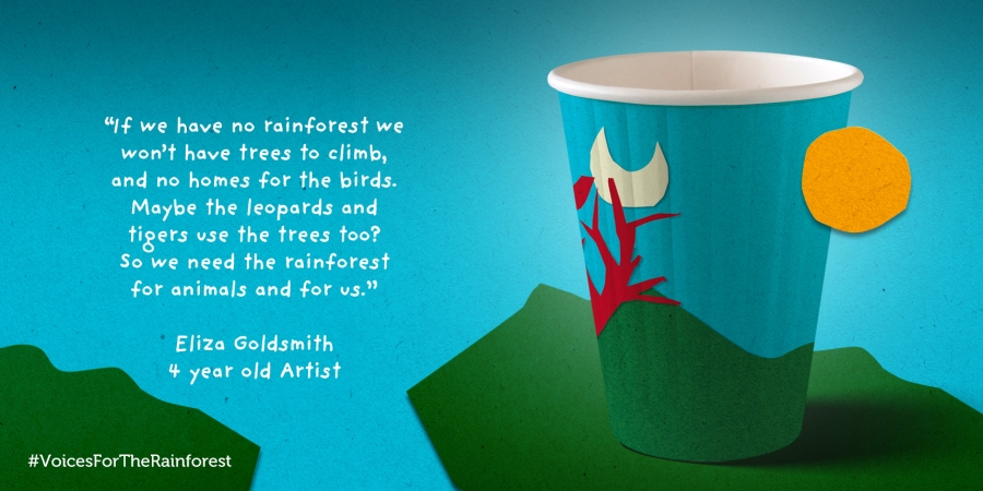 Eliza Goldsmith Voices For The Rainforest Cup