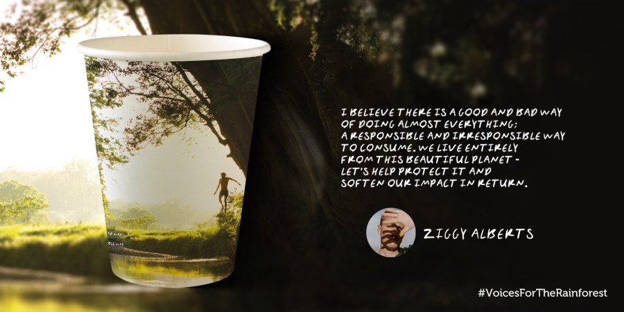 Ziggy Alberts Voices For The Rainforest Cup