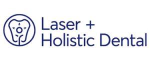 Laser + Holistic Dental Logo